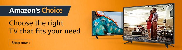 Amazon Offer : Get upto 30% off on Television