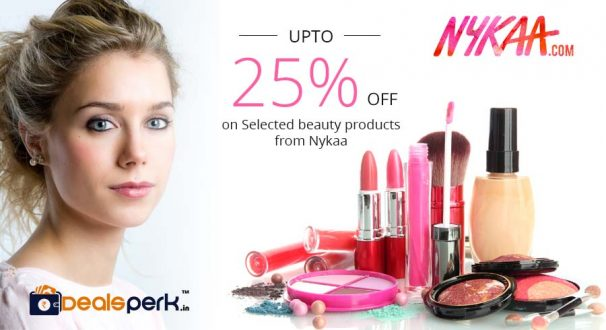 Nykaa Offer : Get upto 20% off on Loreal Paris