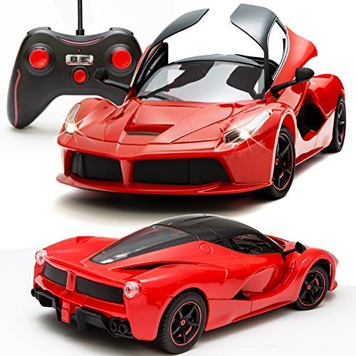 Amazon Offer : Toyshine Ferrari Remote Control Car-Red at Rs.759