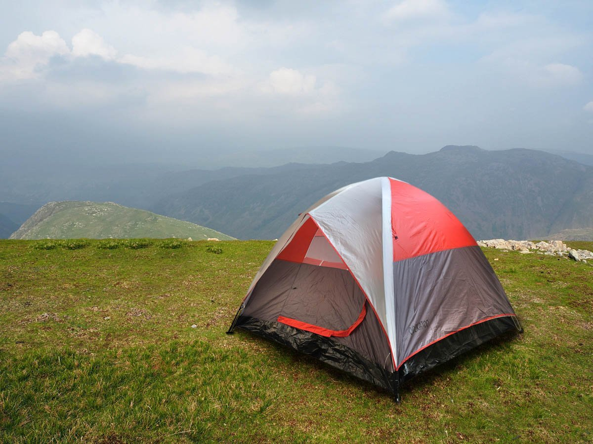 Amazon Offer: Cockatoo Waterproof Camping Tent; Sundome at Rs.1,399.00