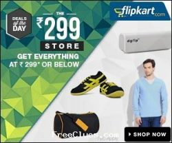 Flipkart Offer : Get Health & Grooming Accessories starting from Rs. 299