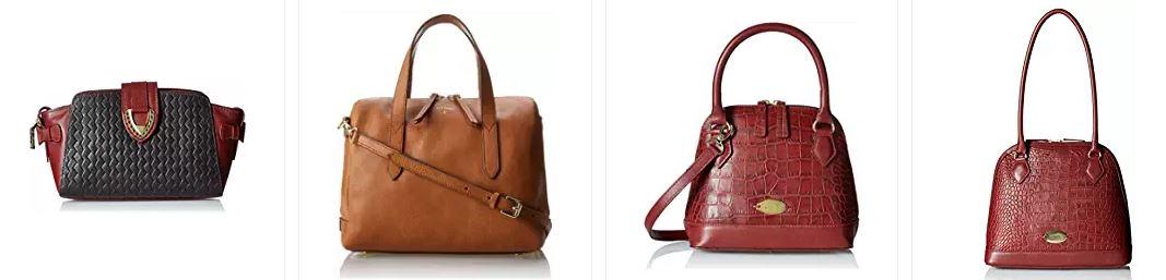 Flipkart Offer : Get upto 50% off on Womens Bags, Wallets & Belts