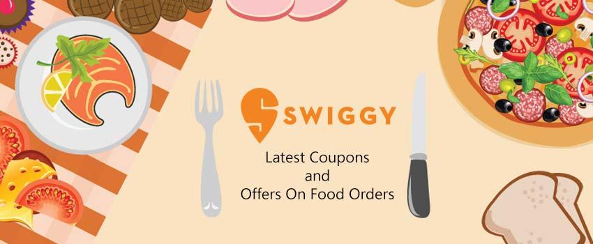 Swiggy  Offer : 33% off on New user 1st order