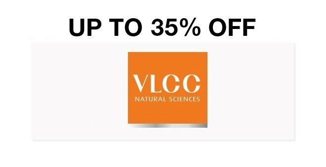 VLCC  Offer :Get 35% off on order above Rs.200