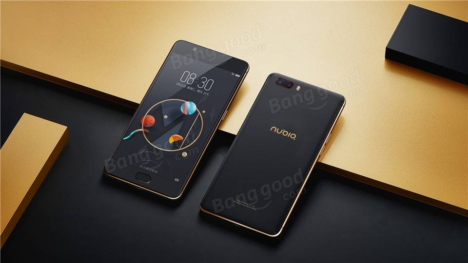 Bangdood Offer : Nubia M2 Global Rom 5.5 inch 4GB RAM 64GB ROM Qualcomm Snapdragon 625 Octa Core 4G Smartphone at Rs.10425.86