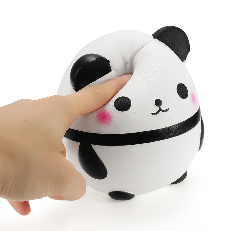 Bangdood Offer : Squishy Panda Doll Egg Jumbo 14cm Slow Rising With Packaging Collection Gift Decor Soft Squeeze Toy at Rs.745.53