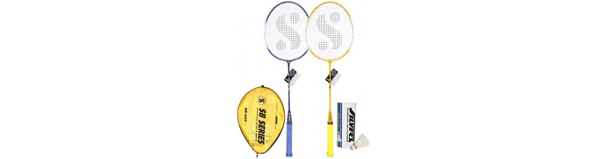 Flipkart Offer : Silver's SB-503 Badminton Kit at Rs.359
