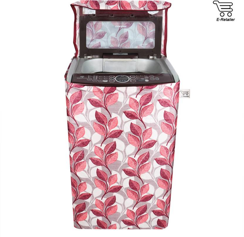 Flipkart Offer : E-Retailer Washing Machine Cover  (Pink) at Rs.349