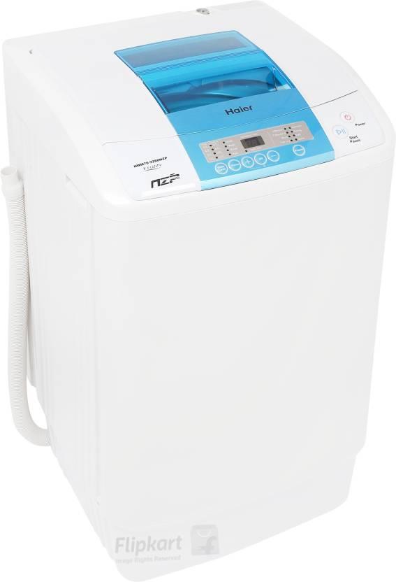Flipkart Offer: Haier 7 kg Fully Automatic Top Load Washing Machine White  (HWM 70 9288 NZP)
