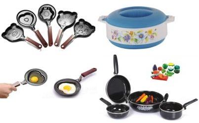 Flipkart ( Big Shopping Days ) Offer : Get upto 60% off on Kitchen Appliances