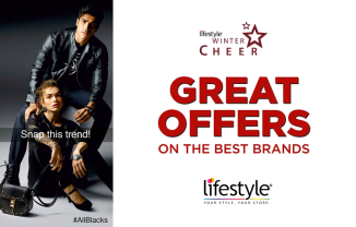 Lifestyle Offer :Get 15% off on order above Rs.2499