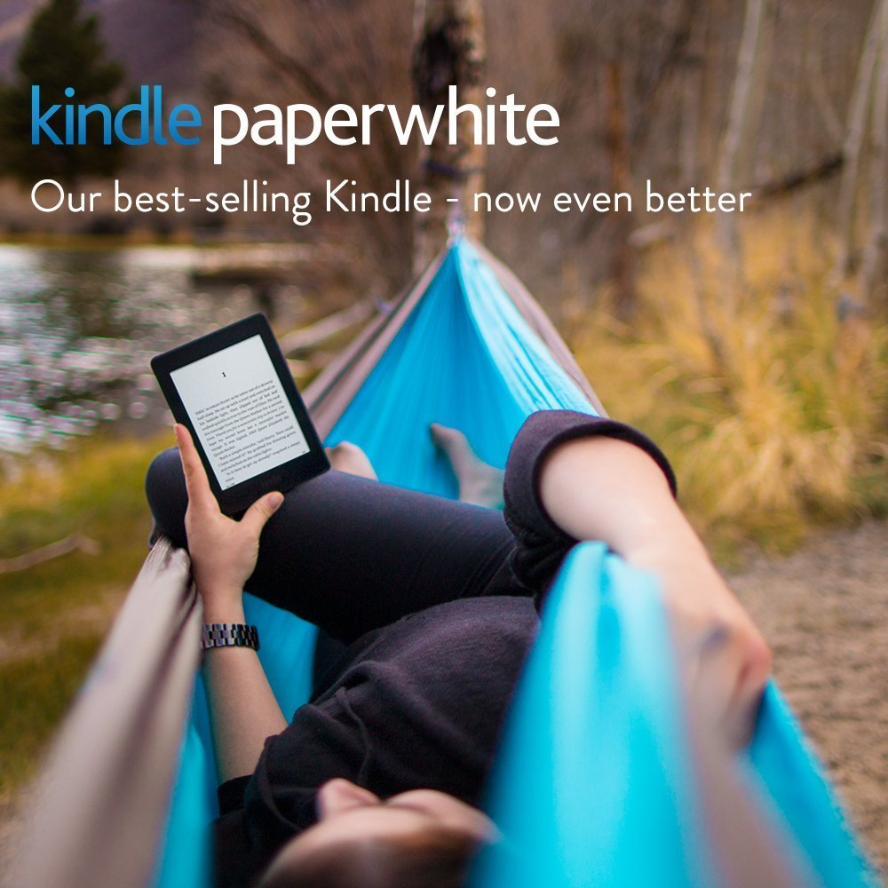 Amazon Offer : Kindle Paperwhite, 6″ High Resolution Display (300 ppi) with Built-in Light, Wi-Fi at Rs.8,499.00