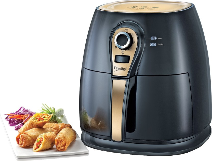 Tatacliq Offer : Buy Prestige PAF 2.0 2L 1400 W Air Fryer (Black) at Rs. 5,499