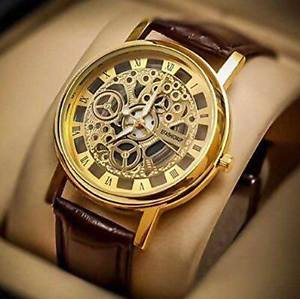 eBay India  Offer : Buy Stylish Look Mens Luxury Fashion Casual Watch at Rs. 320