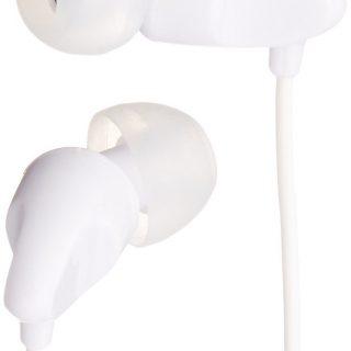 AmazonBasics In-Ear Headphones - White @Rs.299