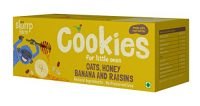 BabyChakra : Oats, Honey, Banana and Raisins Cookies at Rs.99