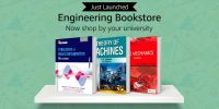 Amazon India Offer : Get upto 50% off on Textbooks