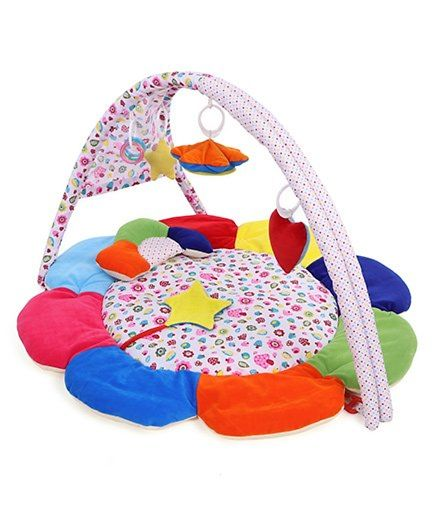 FirstCry Offer : Babyhug Premium Play Gym With Flower – Multicolor at Rs.2345
