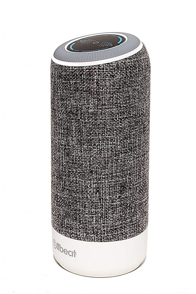 Amazon India : Offbeat ECHO OBSCE24012017 Outdoor Bluetooth Speaker (Grey) at Rs.2490