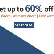 Jabong ( BIG BRAND SALE )Offer : Get upto 60% off on Timex Watches
