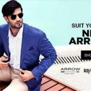 Jabong( BIG BRAND SALE ) : Get upto 60% off on Park Avenue Fashion