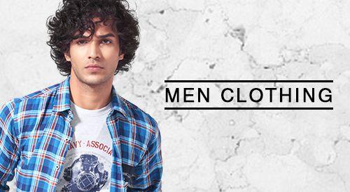 Vishal Megamart Offer : Get 50% off on Men's Clothing