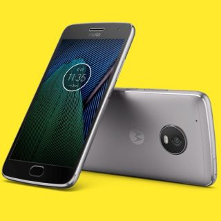 Flipkart : Get upto 35% off on Moto G5 Plus