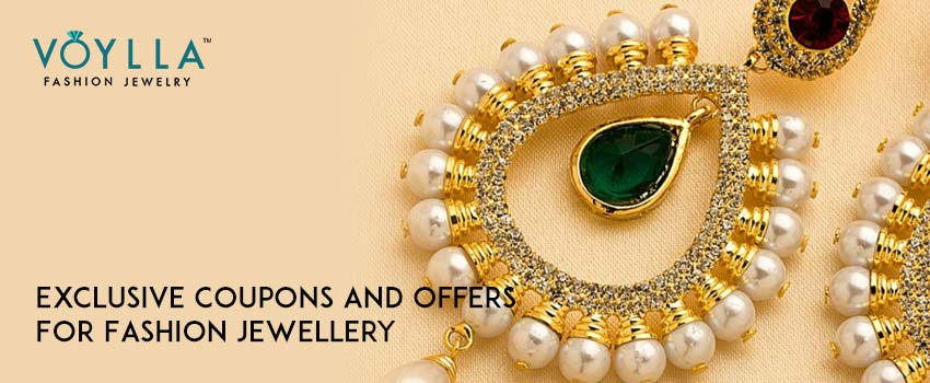 Voylla Offer : Get 70% off on Women Accessories