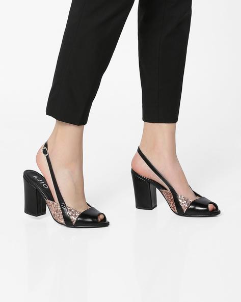 Ajio Offer : Get upto 40% off on Women's Footwears