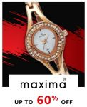 Amazon: Get upto 80% off on Watches