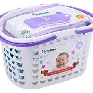 Amazon India : Himalaya Herbals Babycare Gift Basket at Rs.455