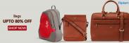 Flipkart Offer : Get upto 80% off on Laptop Bags