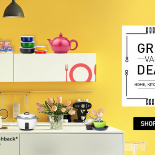 Shopclues ( Acche Din Sale )Offer : Get upto 90% off on Home & Kitchen Appliances