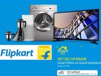 Flipkart Offer : Get upto 50% off on Home Appliances