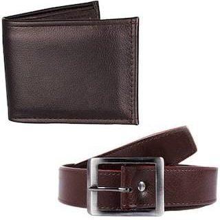 London fashion Men Brown Wallet @Rs.89
