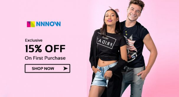 NNNOW Offer : Get extra 15% off on Top Fashion Brands