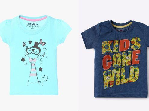 Reliance Trends Offer : Get Kidswear under Rs. 200