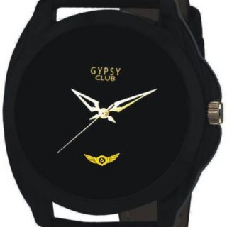 eBay India : Buy Gypsy Club Authentic Brand DKGC-176 Watch - For Men & Women at Rs. 325