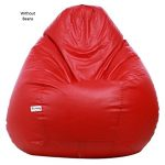 Sattva XXXL Bean Bag (Red) @Rs.549
