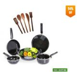 Shopclues Offer : Get upto 60% off on Cookware