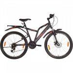 Sports365 Offer : Buy Hero Sprint Rockstar 26T 21 Speed Adult Cycle - Matt Black at Rs. 6629