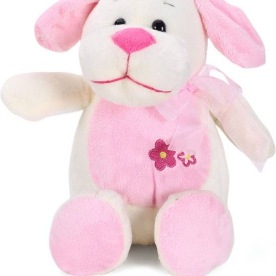 Flipkart : Starwalk Dog Pink Plush - 21 cm  (Pink) at Rs.219