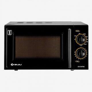 Tata Cliq:Buy Bajaj MTBX 2016 20 L Grill Microwave Oven (Black) at Rs.4199