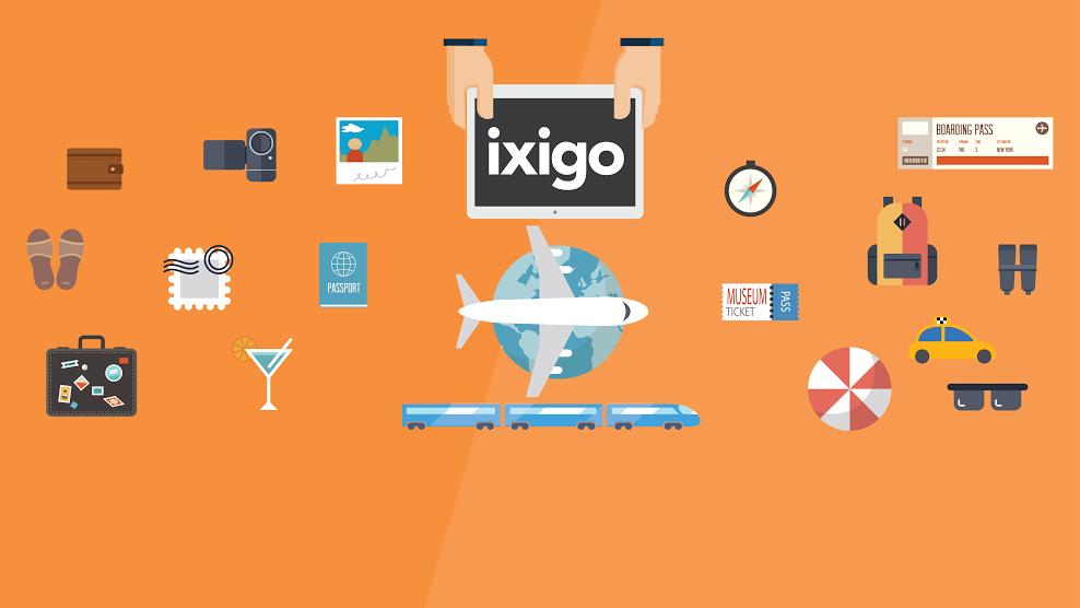 Ixigo Offer : Get Rs.1200 ixigo money on first two flight bookings.