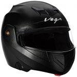 Vega Crux CRX-B-L Flip-up Helmet @Rs.910