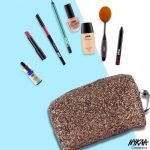 Nykaa : Nykaa Bling It On Pouch at Rs.300