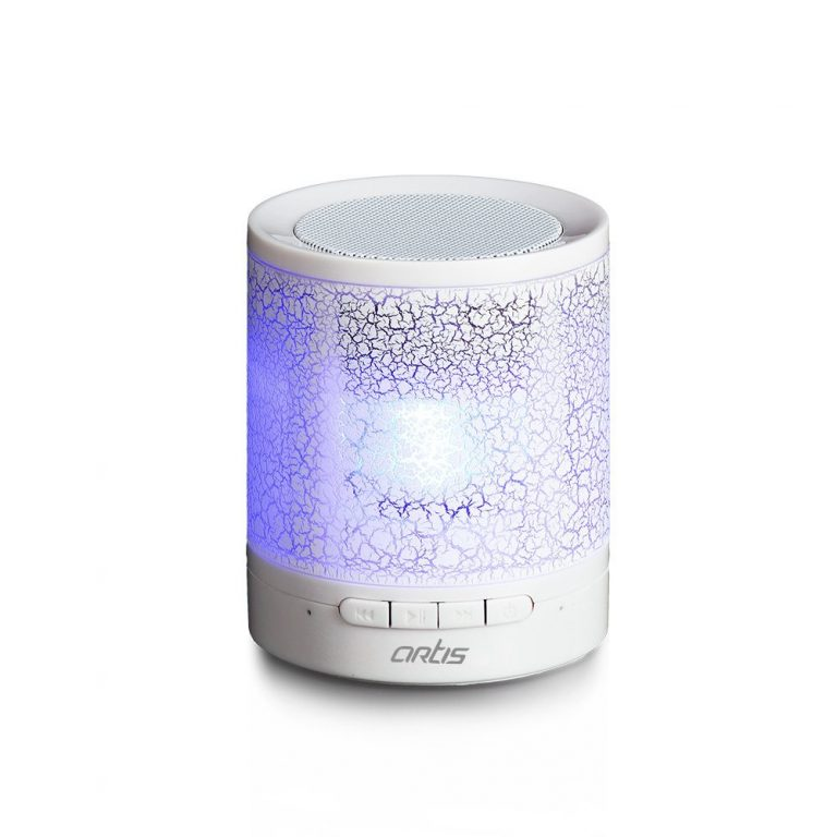Amazon India : Artis BT12 Wireless Portable Bluetooth Speaker with Aux in / TF Card Reader / Mic. for handsfree calling at Rs.599