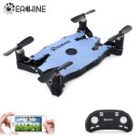 Banggood : Eachine E57 WiFi FPV Selfie Drone With 720P HD Camera Auto Foldable Arm Altitude Hold RC Quadcopter at Rs.2712.74
