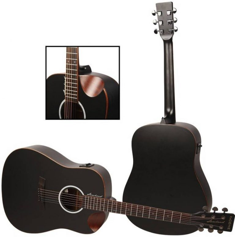 Flipkart : Kadence KAD-SH-04 Spruce Acoustic Guitar at Rs.7933