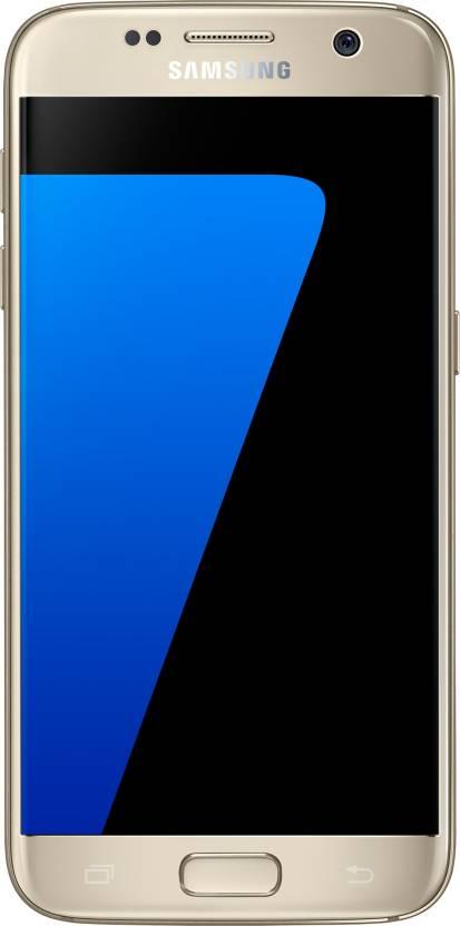 Flipkart : Samsung Galaxy S7 (Gold Platinum, 32 GB)(4 GB RAM) at Rs.22990